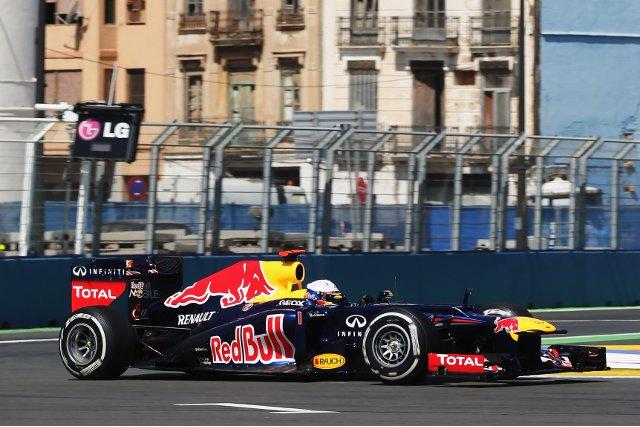 Vettel Europe 23Jun12