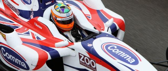 Luciano Bacheta - Photo Credit: FIA Formula Two