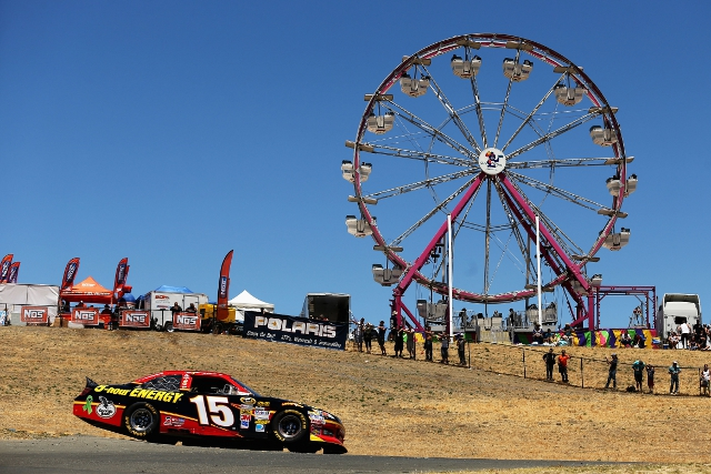 Clint Bowyer, Sonoma (Photo Credit: Ezra Shaw/Getty Images)