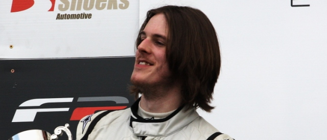 Will Bratt - Photo Credit: FIA Formula Two Championship