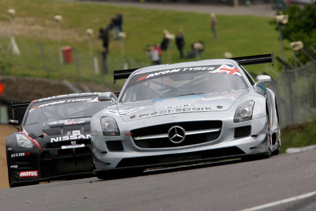 Avon Tyres British GT Championship, Brands Hatch (Photo Credit: SRO)
