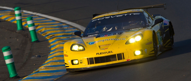 Corvette Racing, 2012 24 Hours of Le Mans (Photo Credit: GM Company)