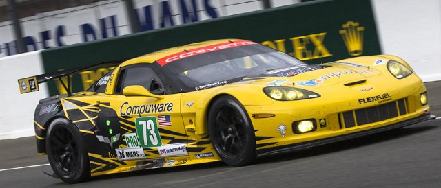 Corvette Racing (Photo Credit: Rolex/Jad Sherif)