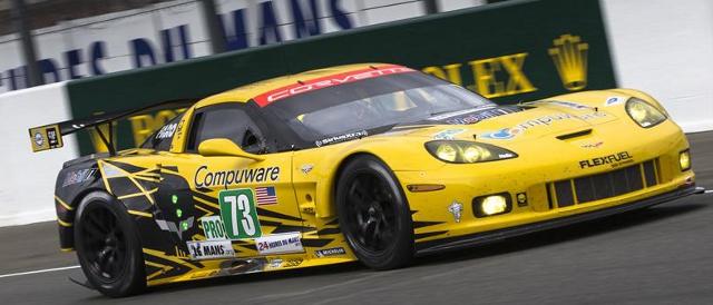 Corvette Racing (Photo Credit: Rolex/Jad Sherif)