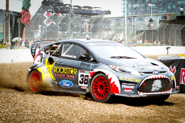 Brian Deegan at X Games 17 in 2011 (Photo Credit: Matt Morning/ESPN Images)