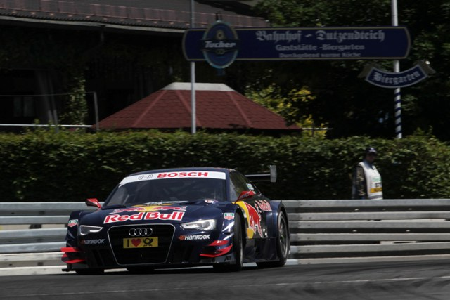 Mattias Ekstrom - Photo Credit: Audi Motorsport