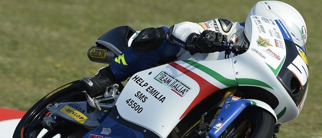 Romano Fenati - Photo Credit: Team Italia FMI