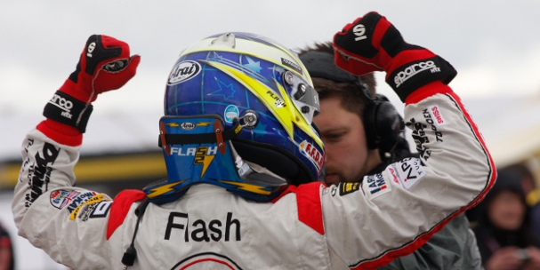 Gordon Shedden, Thruxton (Photo Credit: btcc.net)
