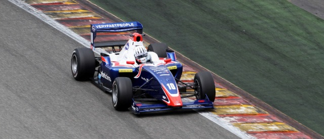 Alex Fontana - Photo Credit: Formula Two
