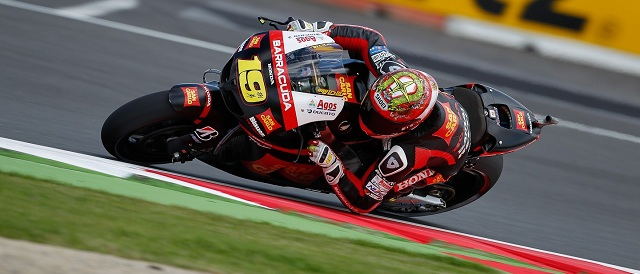 Alvaro Bautista - Photo Credit: MotoGP.com