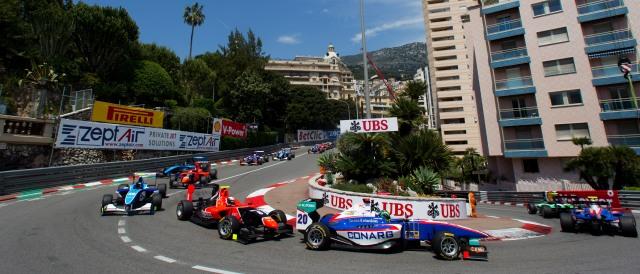 GP3 Monaco - Photo Credit: Charles Coates/GP3 Media Service