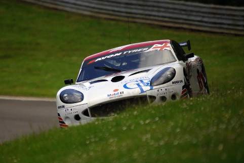Team WFR Ginetta G50 (Photo Credit: Chris Gurton Photography)