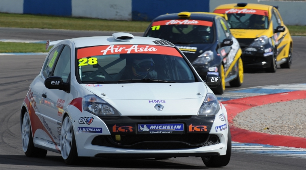 Nic Hamilton, Clio Cup 2012 (Photo Credit: Jakob Ebrey Photography)