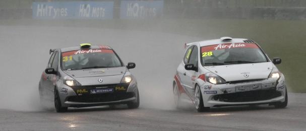 Nic Hamilton, Clio Cup 2012 (Photo Credit: Jakob Ebrey Photography)