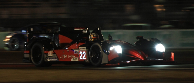 JRM's HPD was one the LMP1 cars to hit trouble in the hour (Photo Credit: Jakob Ebrey Photography)