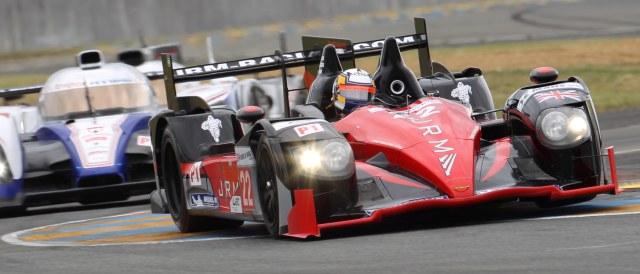 JRM Racing HPD ARX-03a - Photo Credit: JRM Racing