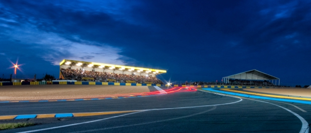 Dawn over the Circuit de la Sarthe (Photo Credit: MacLean Photographic)