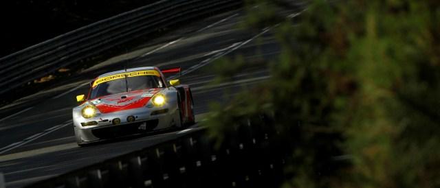 #80 Porsche - Photo Credit: Porsche AG