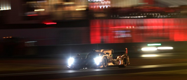 #3 Audi - Photo Credit: Audi Motorsport