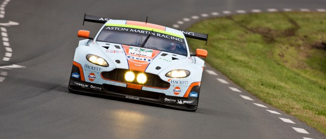 #97 Aston Martin - Photo Credit: Drew Gibson / Aston Martin Racing