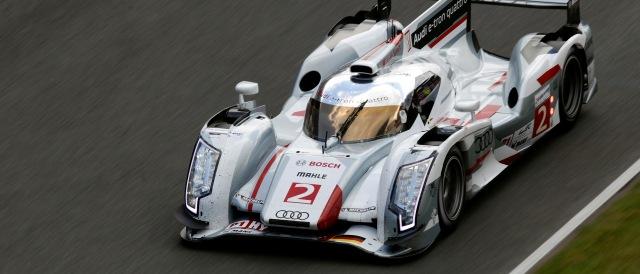#2 Audi - Photo Credit: Audi Motorsport