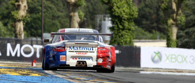 #67 Porsche - Photo Credit: Porsche AG