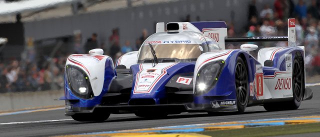 #8 Toyota - Photo Credit: Toyota Motorsport