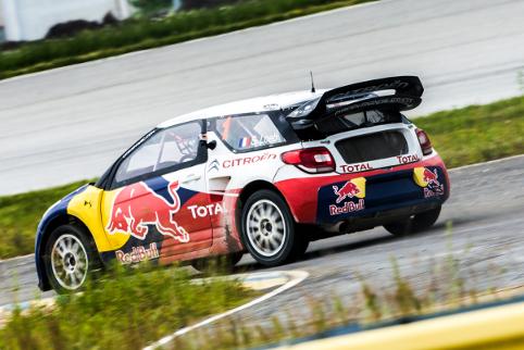 Sebastien Loeb, X Games 17 (Photo Credit: Citroen Racing Media)