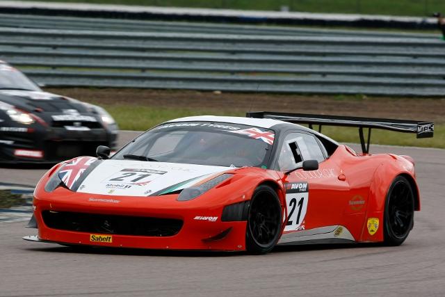 MTECH Ferrari 458 (Photo Credit: SRO)