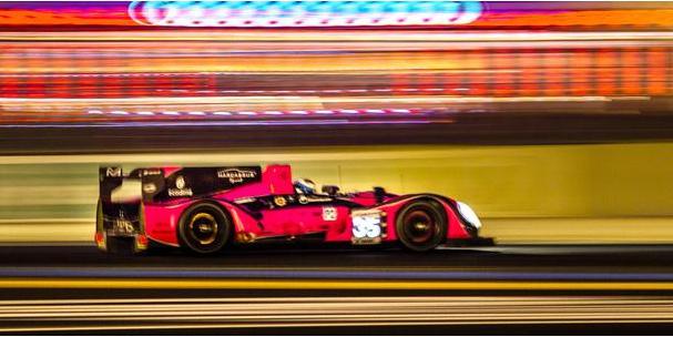 Oak Racing #35 (Photo Credit: Rolex/Jad Sherif)
