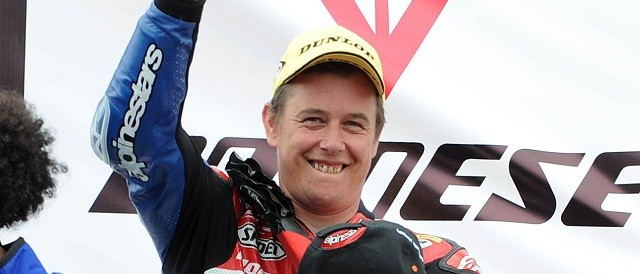 John McGuinness - Photo Credit: Pacemaker