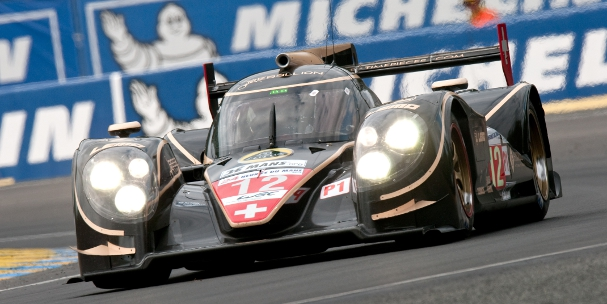 Rebellion Racing, 2012 24 Hour of Le Mans (Photo Credit: MacLean Photographic)