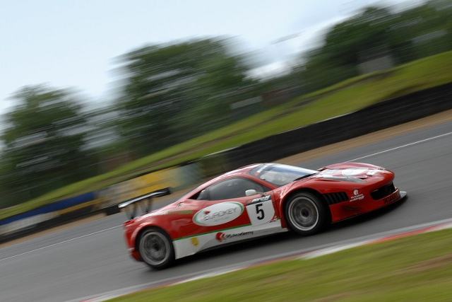 British GT Championship, Brands Hatch (Photo Credit: Chris Gurton Photography)