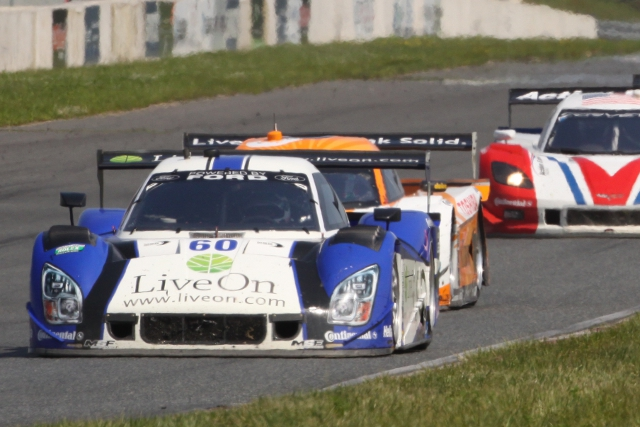 Michael Shank Racing leads the NAEC after their Rolex 24 win (Photo Credit: Grand-Am)