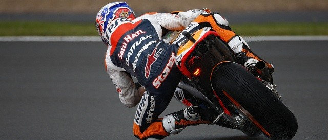 Casey Stoner - Photo Credit: Repsol Honda