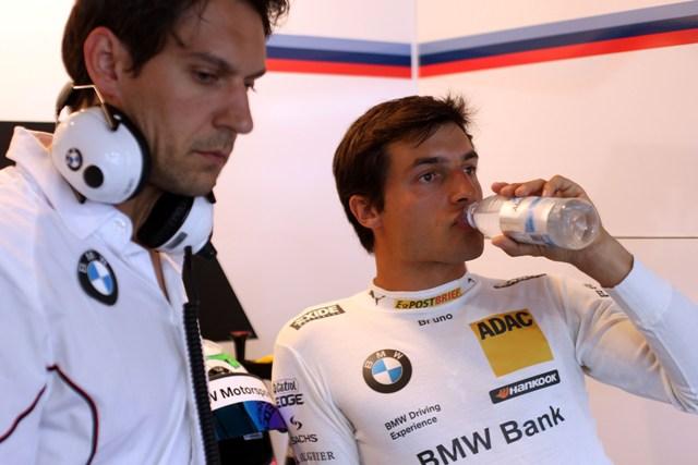 Bruno Spengler - Photo Credit: BMW AG