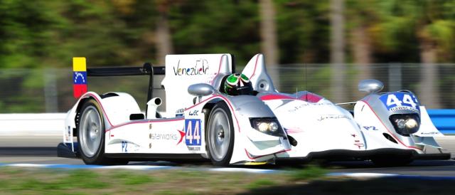 12 Hours of Sebring class winner Starworks Motorsport (Photo Credit: Jean Michel Le Meur/DPPI)