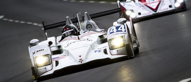 Starworks Motorsports have a lap lead in LMP2 (Photo Credit Rolex/Stephan Cooper)
