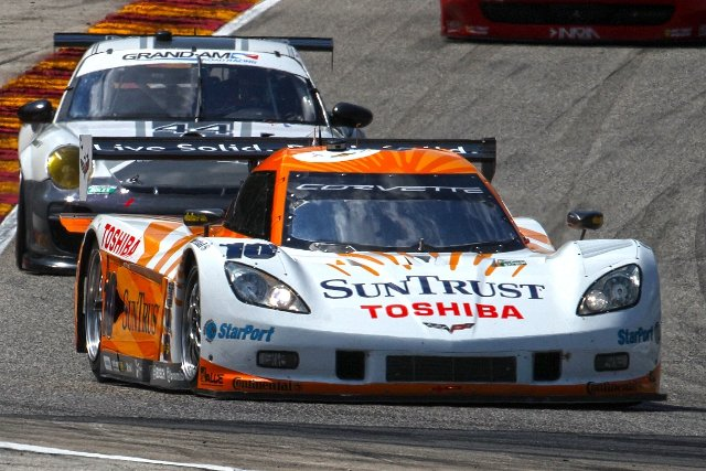 SunTrust Racing will want to a halt a poor run at Watkins Glen (Photo Credit: Grand-Am)
