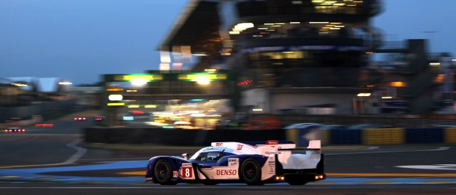 Toyota TS030 Hybrid - Photo Credit: Toyota Motorsport