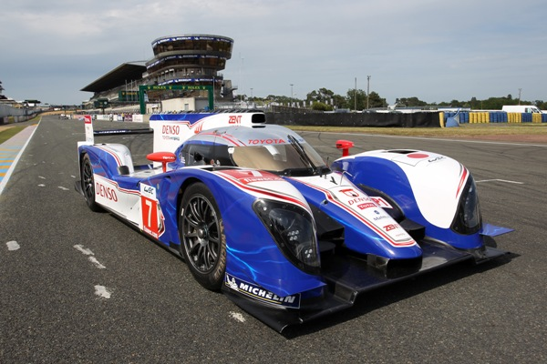 Toyota TS030 Hybrid - Photo Credit: Toyota Motorsport GmbH