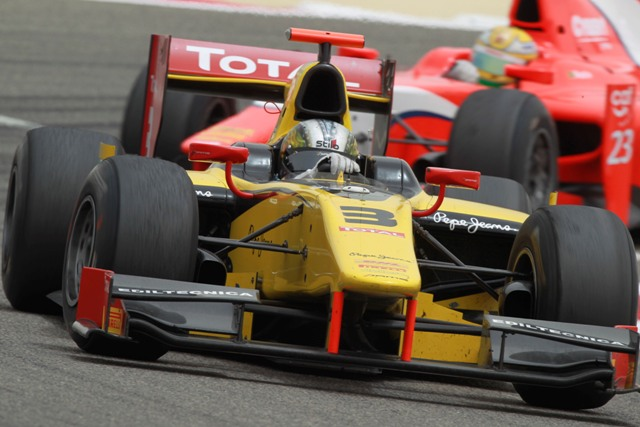Davide Valsecchi - Photo Credit: Andrew Ferraro/GP2 Media Service