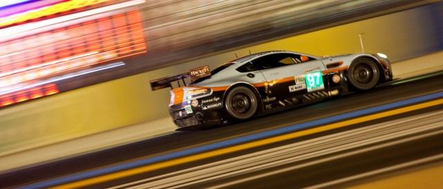 #97 Aston Martin - Photo: Drew Gibson / Aston Martin Racing