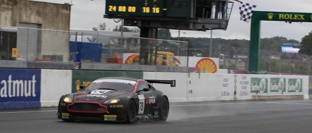Villois Racing - Photo Credit: Aston Martin Racing