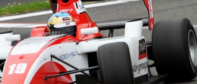 Christopher Zanella - Photo Credit: Formula Two