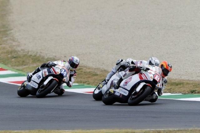 Gino Rea - Photo Credit: Gresini Racing