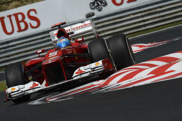 ​Ferrari​ leave the Hungarian Grand Prix content with their performance, despite ​Fernando Alonso ​and ​Felipe Massa​ only managing to take fifth and ninth places respectively in Budapest.