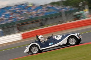Kelvin Fletcher romped to pole position and took an assured looking win (Photo Credit: Chris Gurton Photography)