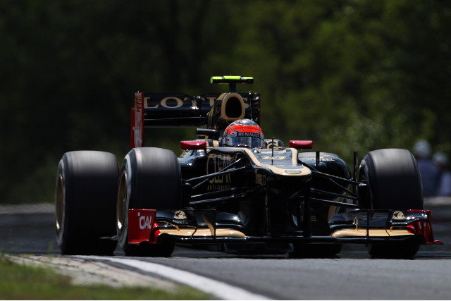​Romain Grosjean​ had his best-ever qualifying result in Budapest today after securing second-place on the grid for tomorrow's Hungarian Grand Prix.