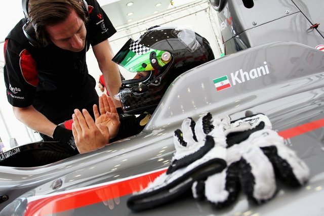 Iranian racing driver Kourosh Khani had a mixed weekend in the latest rounds of the FIA Formula Two Championship at Brands Hatch, a top-ten finish in the second race making...